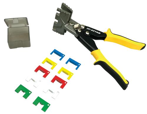 EZ Tab Plastic Repair Kit