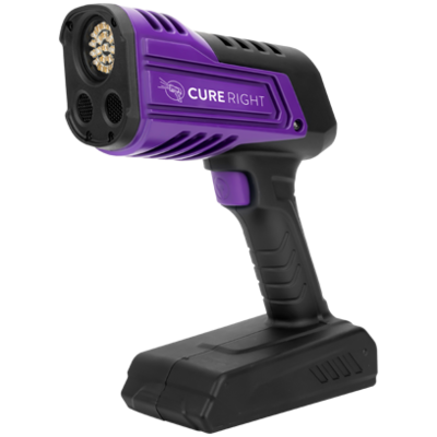 CureRIGHT UV Curing Gun