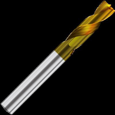 Titanium Nitride Drill Bit - 8x80mm