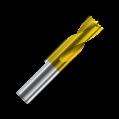 Titanium Nitride Drill Bit - 8x45mm