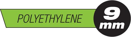 9mm Polyethylene Plastic Rods