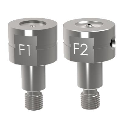 Flow Form Die Set -  F1 + F2