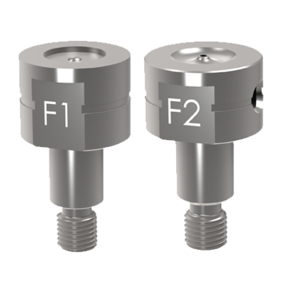 Flow Form Die Set -  F1 + F2