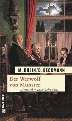 Der Werwolf von Münster von M.Rhein und D.Beckmann