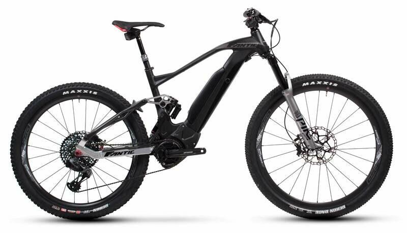 Fantic XF1 Integra Carbon AXS - EBike 630 Wh