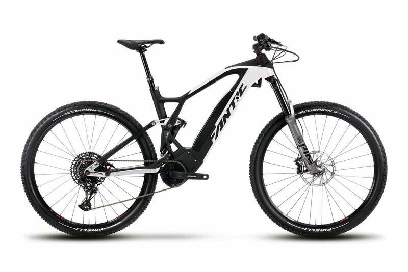 TRAIL - XTF 1.5 Carbon Factory