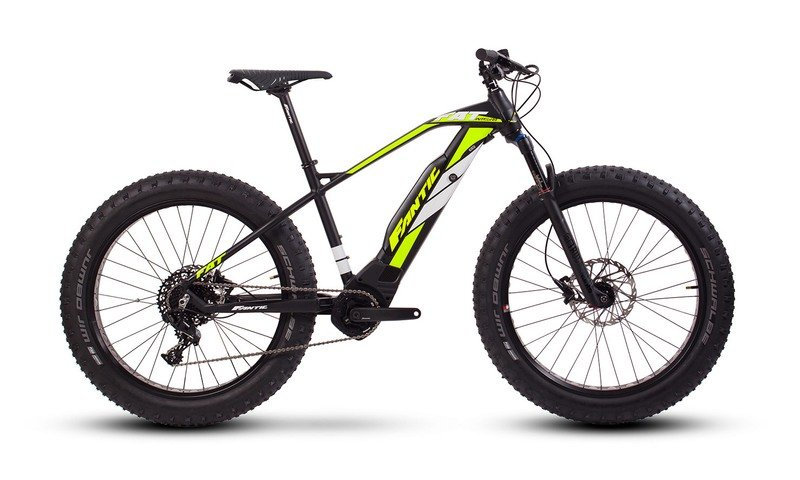 Fantic Fat Sport Integra - Fat EBike 26""