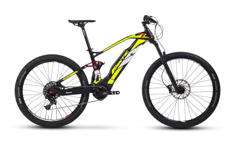 Fantic Mtb XF1 Integra 150  Trail - Mountain EBike 29