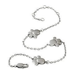Anklet - Paw Print