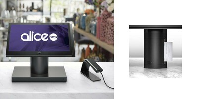 HP Engage One POS - Printer included*
