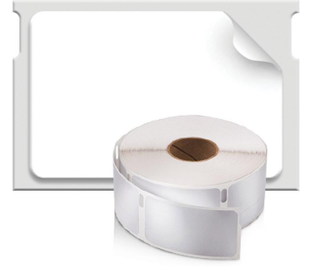 """Etiquettes pour Dymo LabelWriter 1"""" x 1.5"""" - 750/rouleau"""