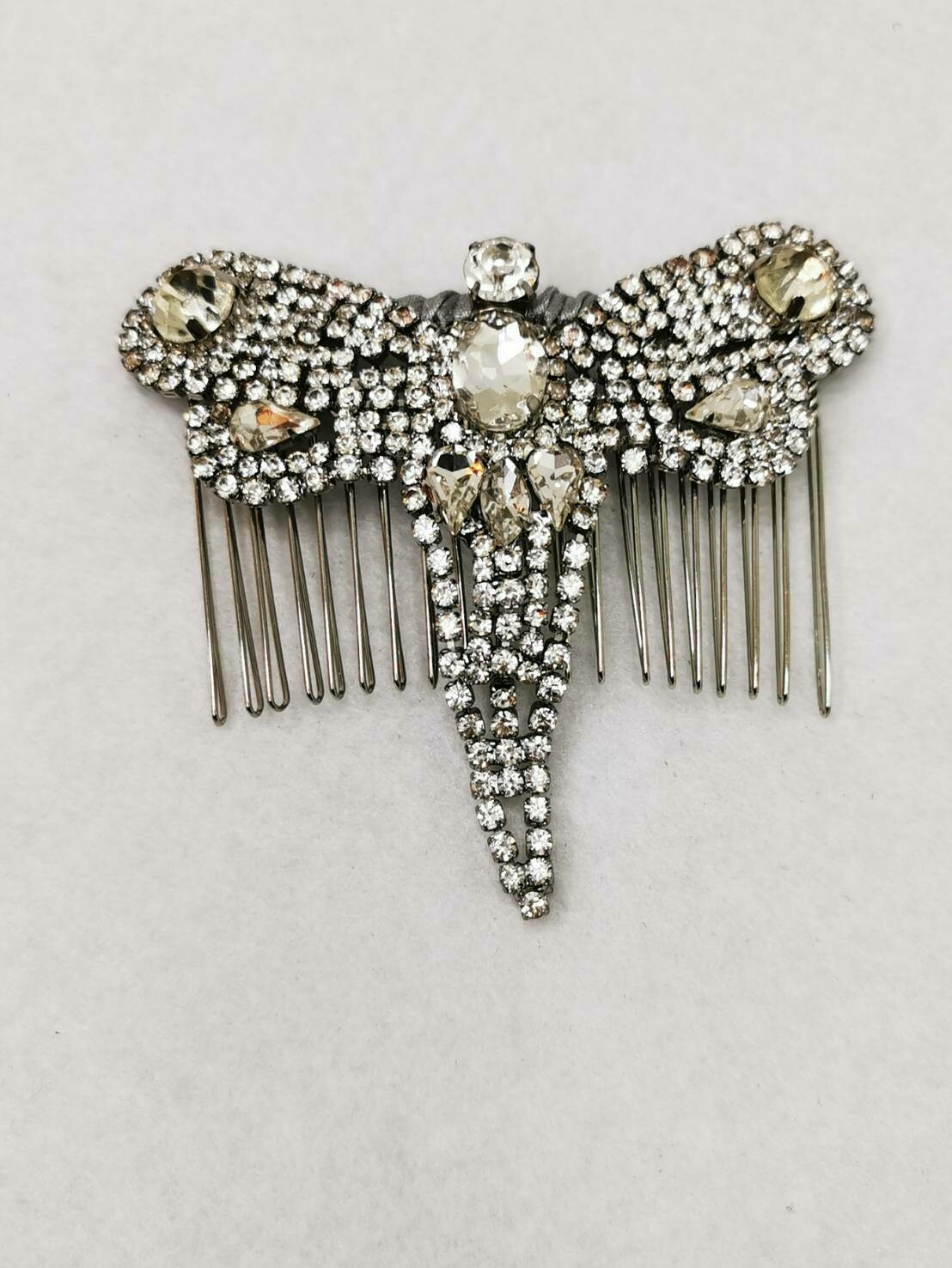 Madame Butterfly Hair Clip