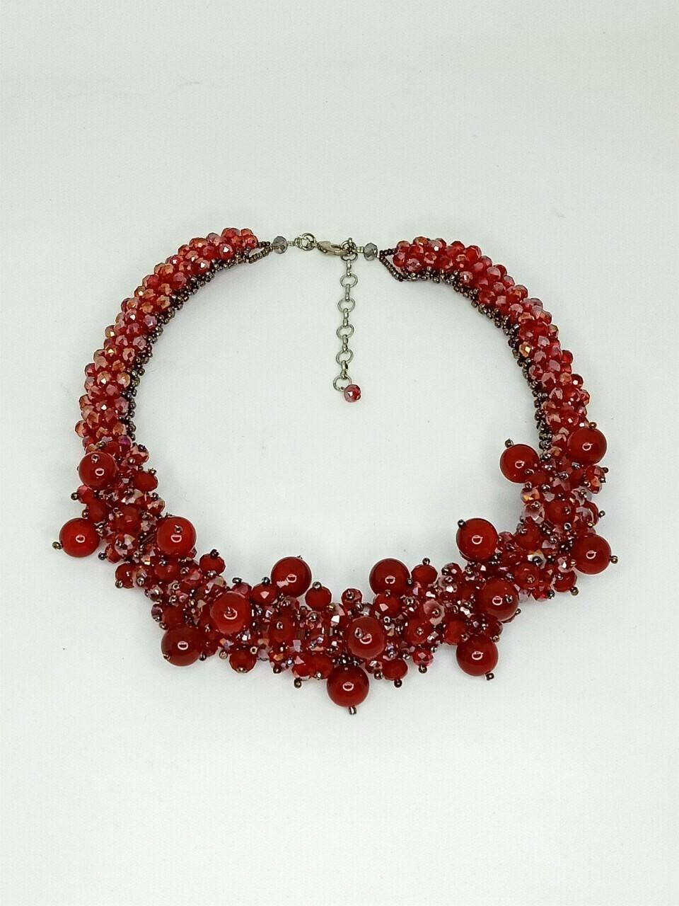 Cherry-licious Choker Necklace