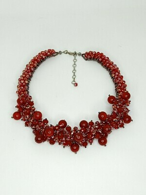 Cherry-licious Choker Necklace