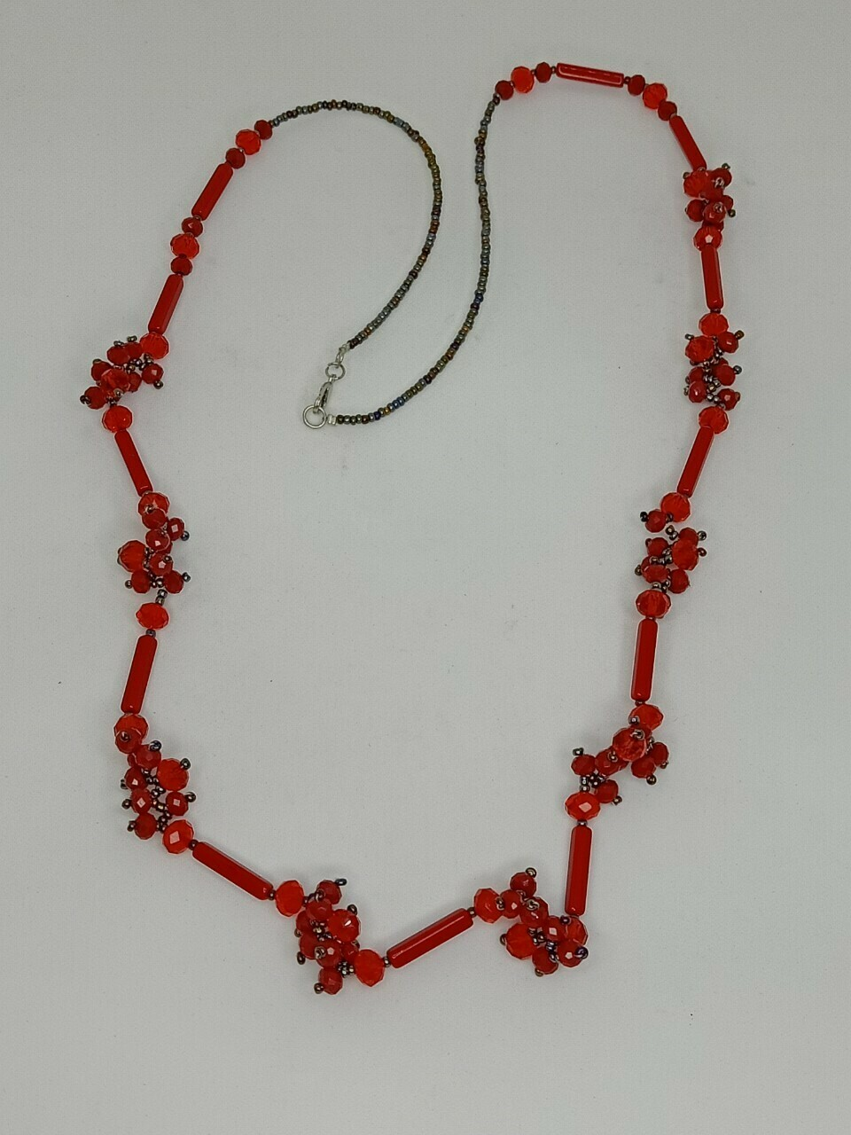 Ready For Red Necklace