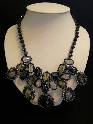 Sensationally Stylish Statement Necklace