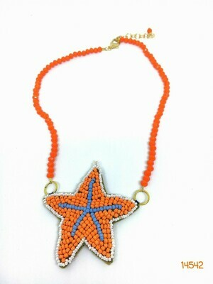 Sensational Starfish Necklace