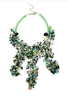 Bellisima Boho Festival Necklace