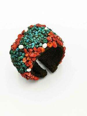 Southwestern Serenade Cuff Bracelet