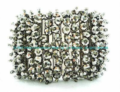 Silvery Sonata Bracelet