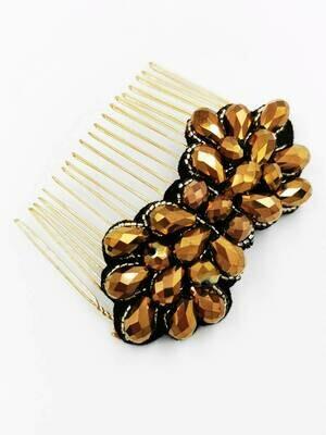Bronze Beauty Hair Clip