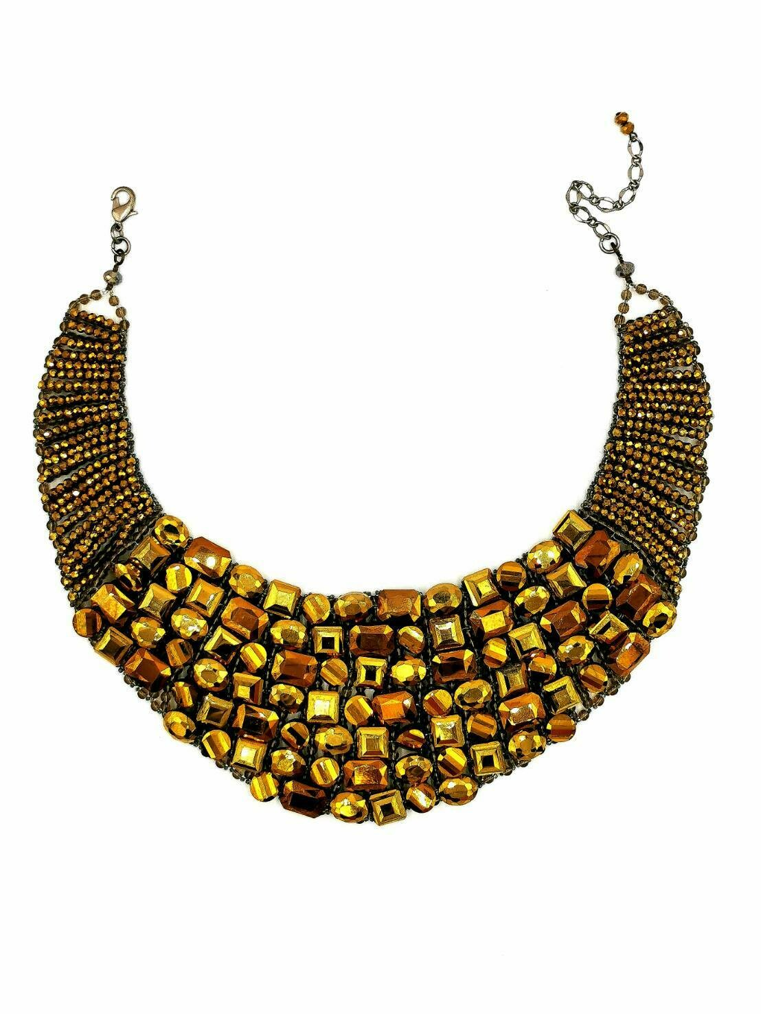 Delightfully Dazzling Statement Necklace