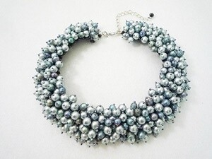 Pearls In the Moonlight Necklace