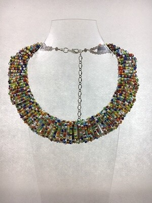 Hippie Festival Bohemian Necklace