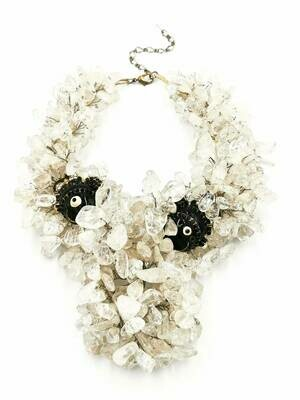 Gothic Inspired Statement Necklace