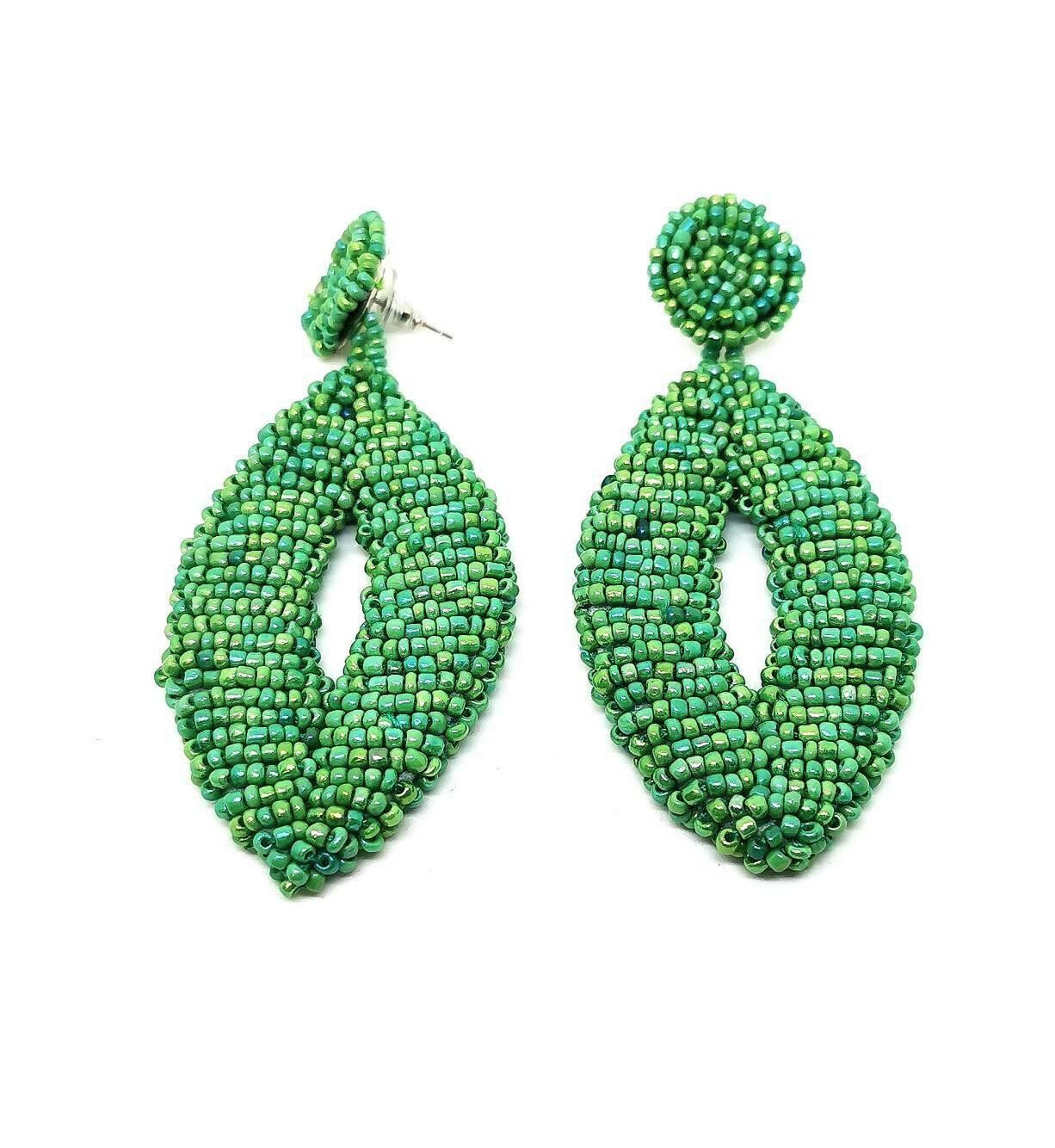 Elegant Leaf Earrings