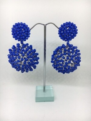 Royally Blue Earrings