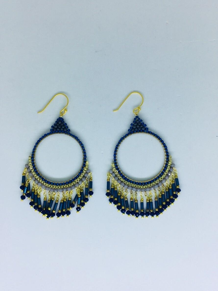 Heavenly Hippie Earrings
