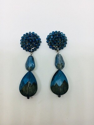 Aquamarine Dream Earrings