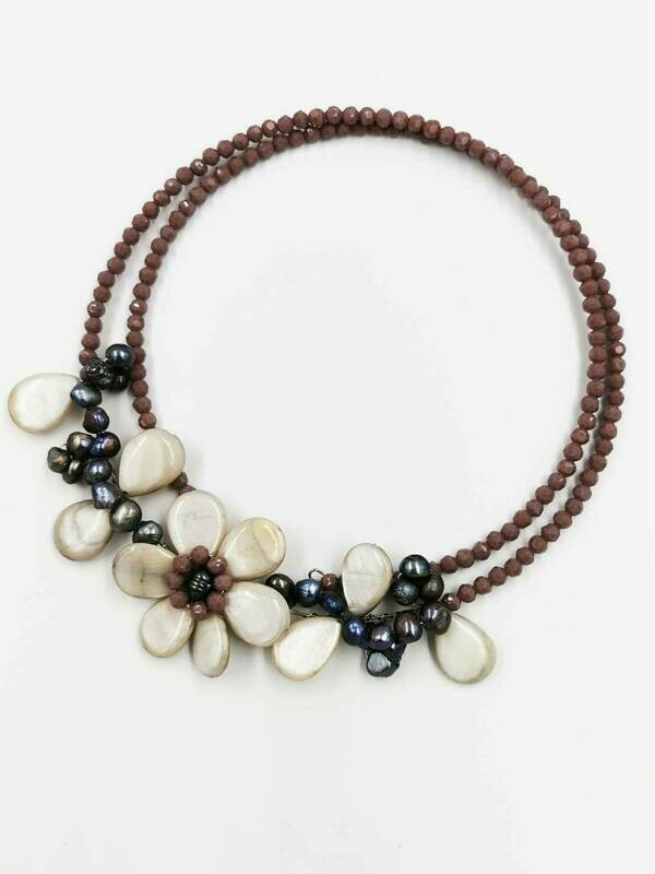 Rare Earth Statement Necklace
