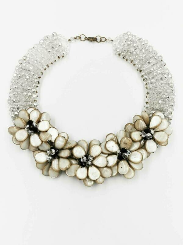 Luminously Lovely Statement Necklace