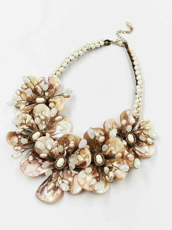 Lavish Luxury Statement Necklace