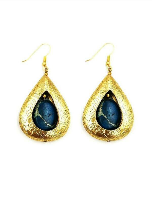 Elegantly Exotic Earrings