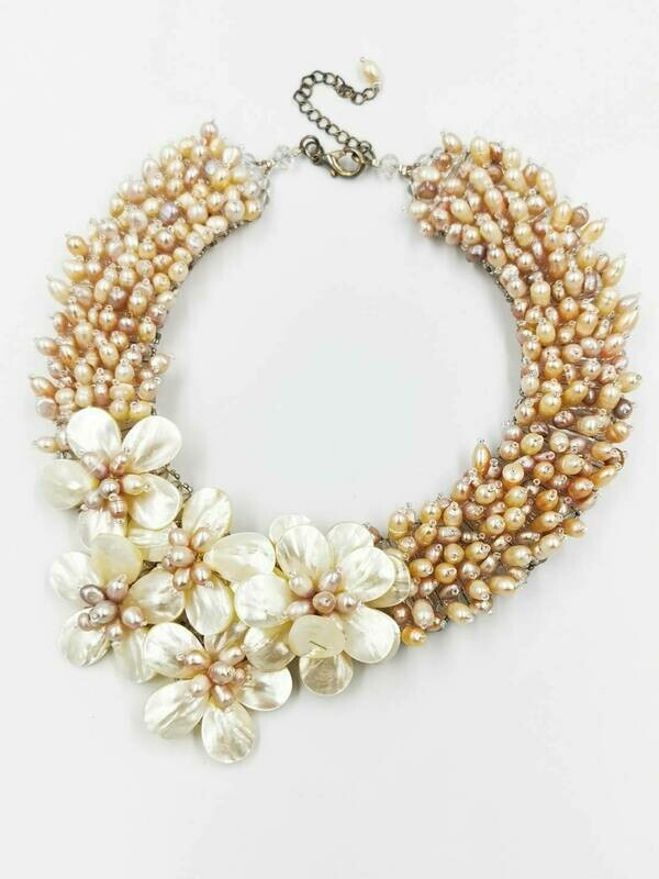 Priceless Pearls Necklace