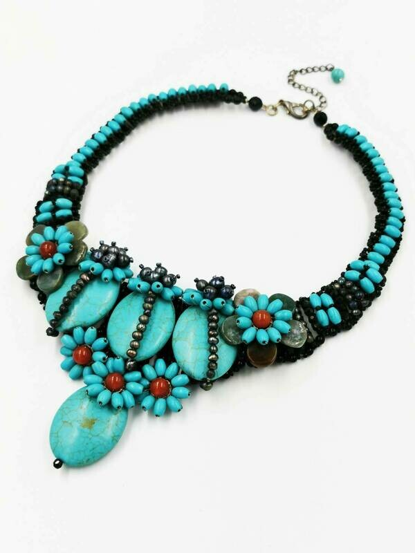 Boho-licious Statement Necklace