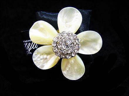 Wedding Wonderful Bridal Brooch