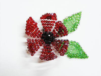 Cherry Blossoms Brooch