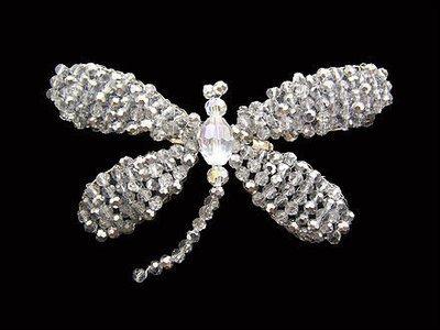 Darling Dragonfly Brooch