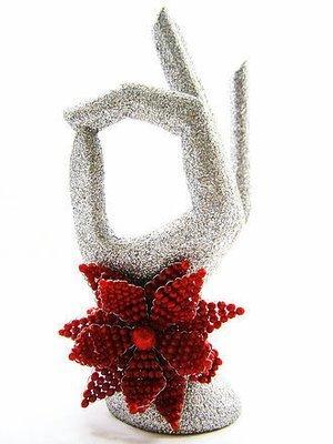 Red Razzle Dazzle Bracelet