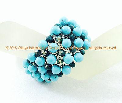 Tantalizing Turquoise Bracelet