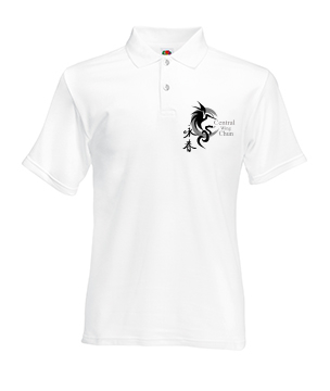 CWC polo t-shirt (white)