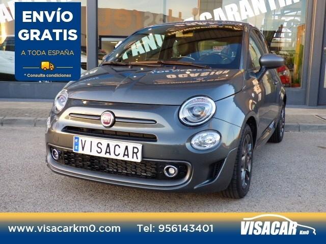 FIAT 500 HIBRIDO