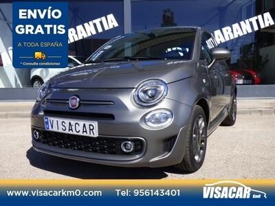 FIAT 500S AUTOMATICO