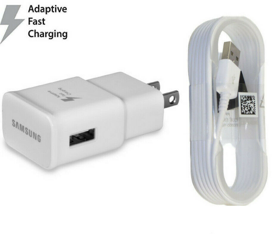 For Samsung Galaxy S6 Edge+ Adaptive Fast Charging Micro USB Charger Cable Lot