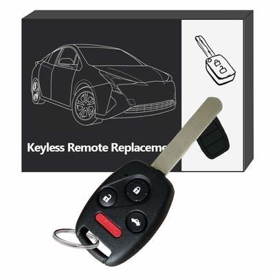 YITAMOTOR Compatible for Honda Accord 2003 2004 2005 2006 2007 Keyless Entry Remote Car Key