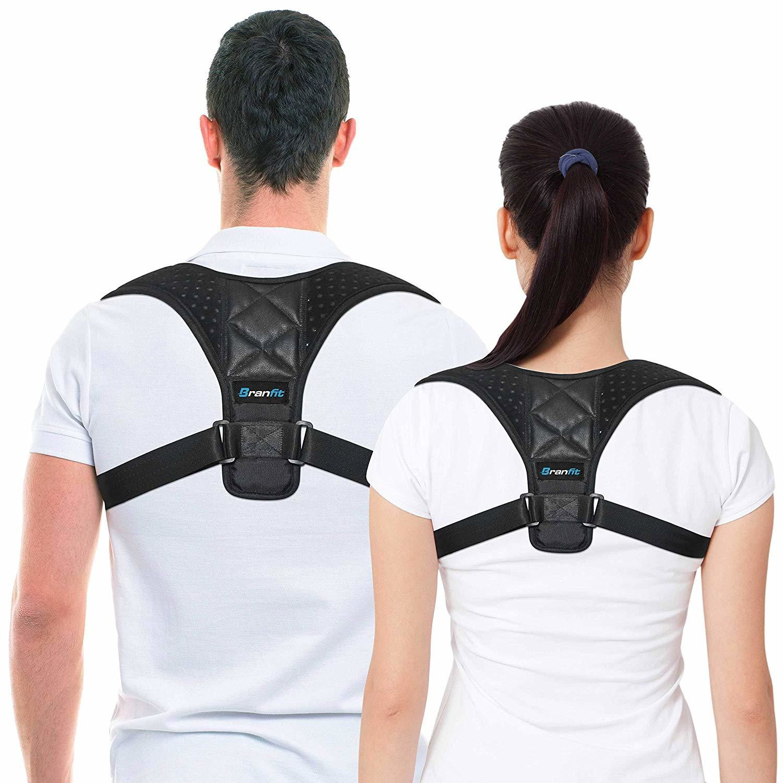 Best Posture Corrector & Back Support Brace for Women and Men